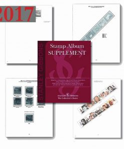Stanley Gibbons One Country Albums and Supplements 2017 Great Britain One Country Stamp Album Supplement Pages