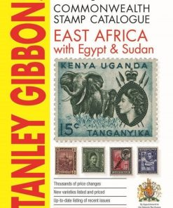 Stanley Gibbons Catalogues East Africa With Egypt & Sudan Stamp Catalogue 4th Edition