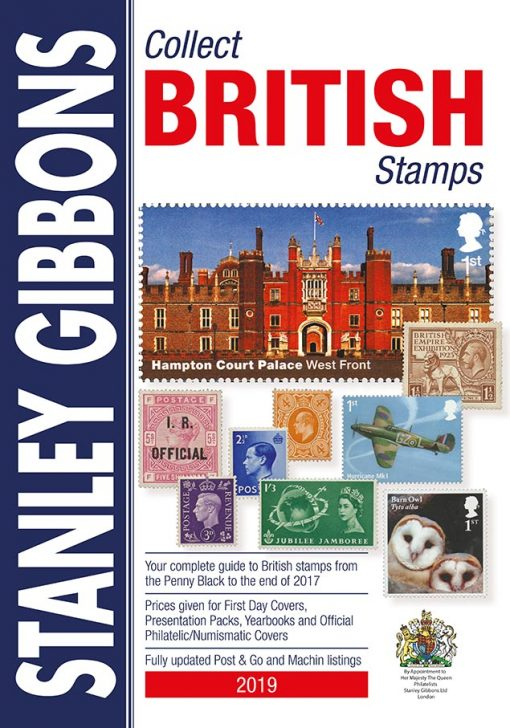 Stanley Gibbons Catalogues Stanley Gibbons Collect British Stamps 2019