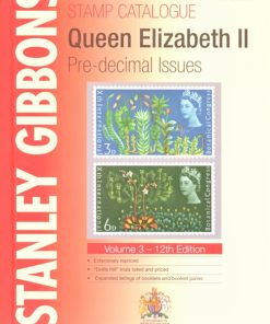 Stanley Gibbons Catalogues Great Britain Specialised Volume 3 Stamp Catalogue