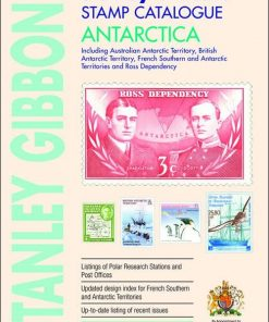 Stanley Gibbons Catalogues Antarctica Stamp Catalogue 2nd Edition
