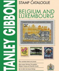 Stanley Gibbons Catalogues Belgium Stamp Catalogue 1st Edition