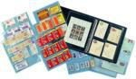 Stanley Gibbons Stamp Storage Systems Cosmic System 6 Vertical Pocket Leaves Per 10