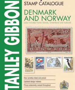 Stanley Gibbons Catalogues Denmark & Norway Catalogue 1st Edition