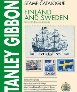 Stanley Gibbons Catalogues Finland & Sweden Catalogue 1st Editon