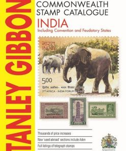 Stanley Gibbons Catalogues India & Indian States Stamp Catalogue 5th Edition