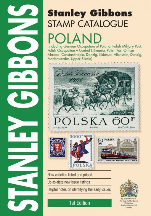 Stanley Gibbons Catalogues Poland Stamp Catalogue 1st Edition