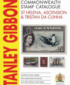 Stanley Gibbons Catalogues St Helena Ascension & Tristan Da Cunha Stamp Catalogue 6th