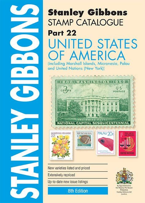 Stanley Gibbons Catalogues United States Stamp Catalogue 8th Edition