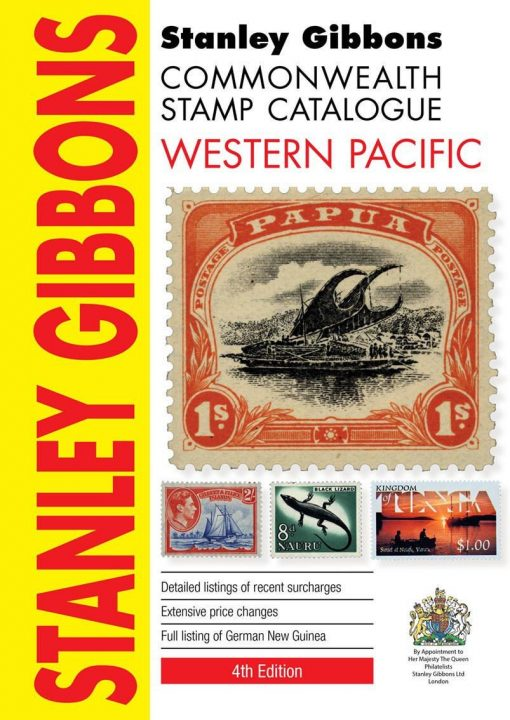 Stanley Gibbons Catalogues Western Pacific Stamp Catalogue 4th Edition