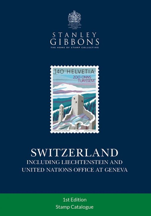 Stanley Gibbons Catalogues Switzerland