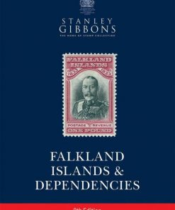 Stanley Gibbons Catalogues STANLEY GIBBONS STAMP CATALOGUE FALKLAND ISLANDS 8th Ed