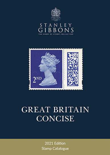 Catalogues Philatelic Stanley gibbons reat Britain concise 2021